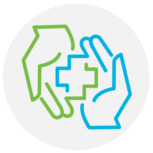 MHFA Standard (Virtual) logo