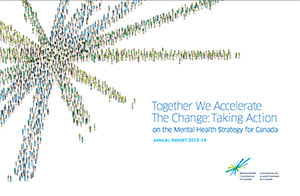 Cover for the 2013-2014 Annual Report