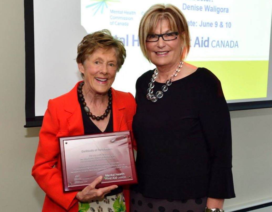 Mhcc Newsletter July 2014 Mental Health First Aid Mental