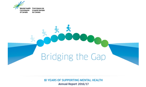 Cover for the 2016-2017 Annual Report